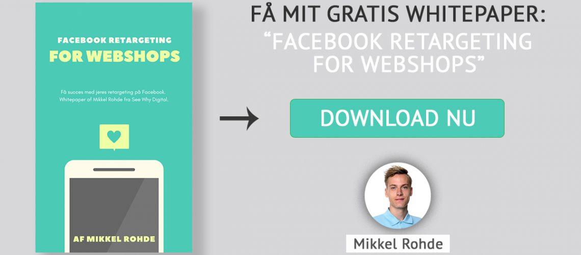 facebook retargeting webshops guide pdf